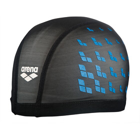 arena Power Mesh Cap black-turquoise